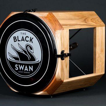 Swan Percussion's 'The Black Swan Drum'